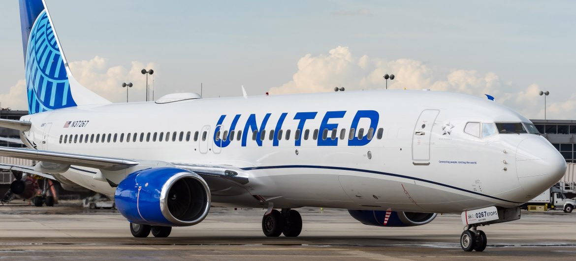 United Airlines Sanitizes Every Plane Between Every Flight