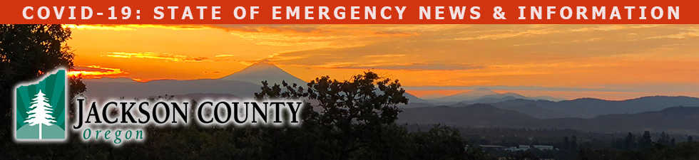 COVID-19 News & Information in Jackson County, Oregon