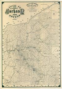 Summary of Jackson County, Oegon History
