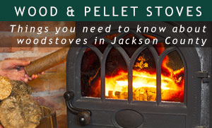 Wood Stoves in Jackson County