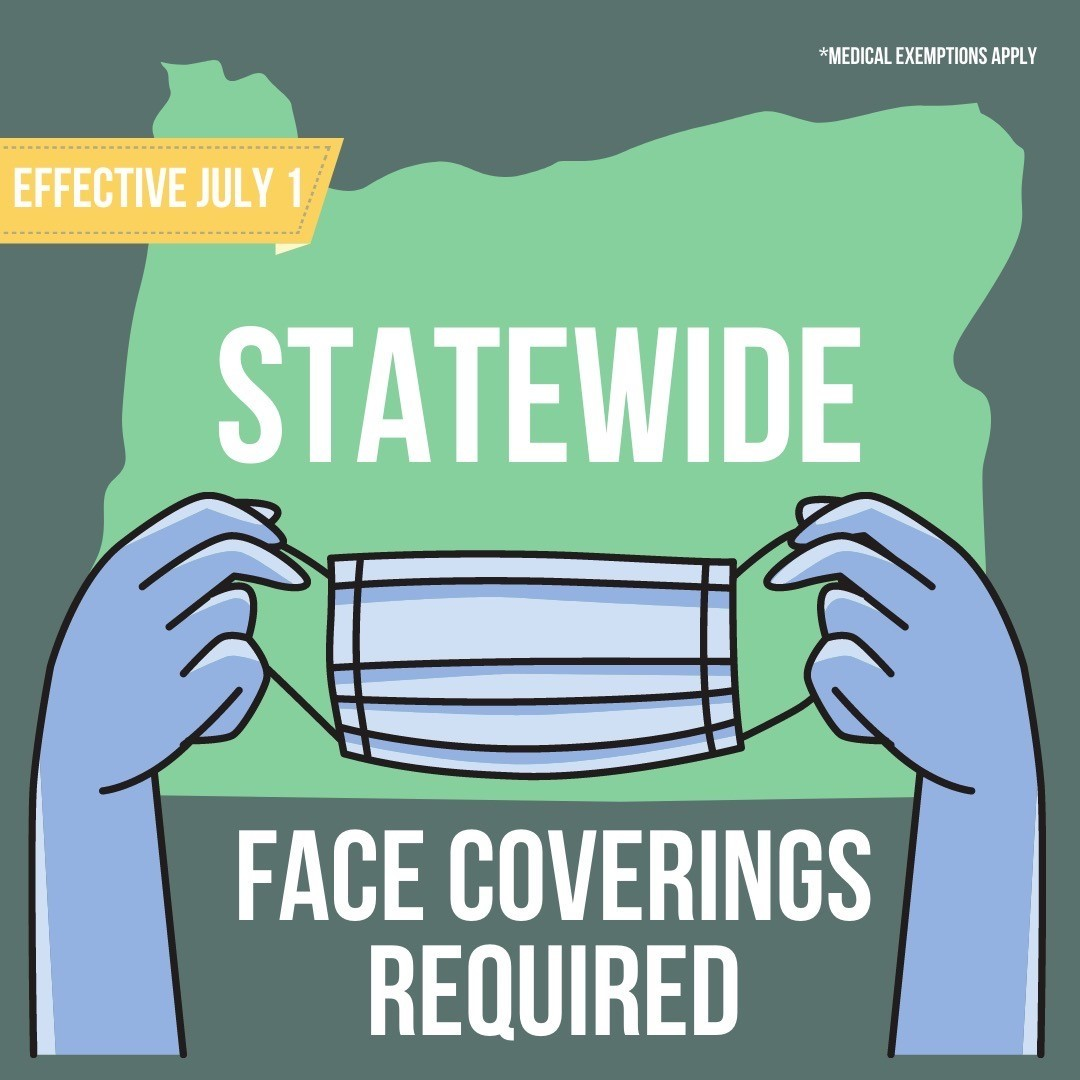 Statewide Face Coverings