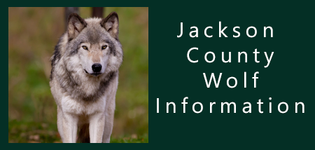 Jackson County Wolf Information
