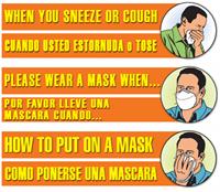 cough, sneeze