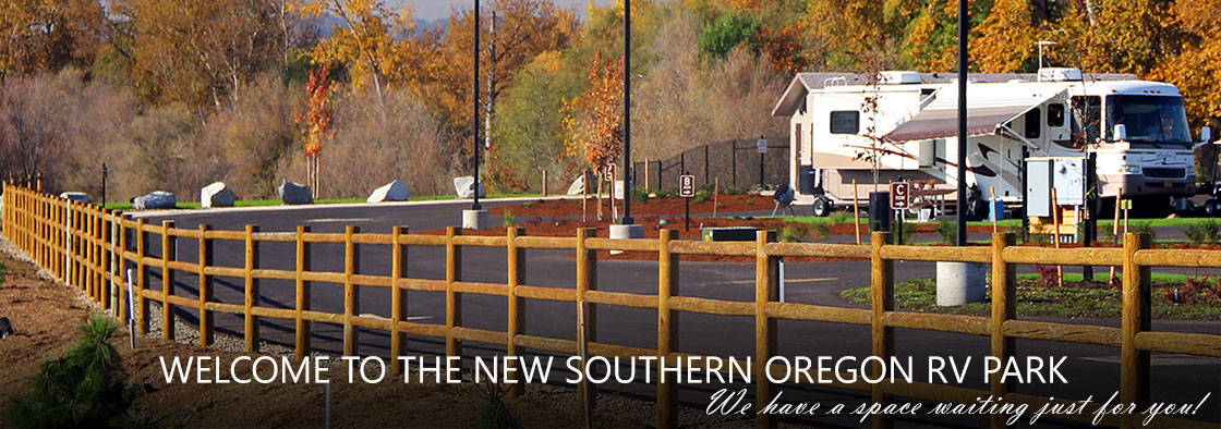 Southern Oregon RV Park