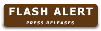 Flash Alert - Click for Press Releases