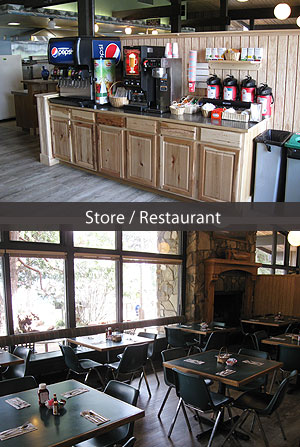 Howard Prairie Resort Store/Restaurant