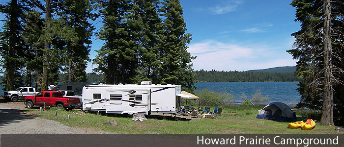 Howard Prairie Resort Campground