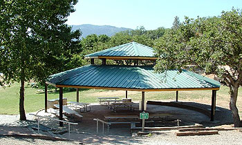 Emigrant Lake Picnic Shelter