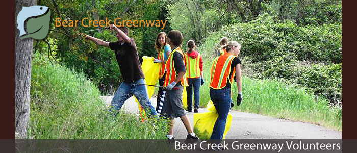 Greenway Volunteers