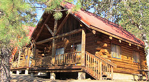 Willow Lake Cabin Rental