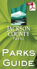 Jackson Cuunty, Oregon Parks Brocure
