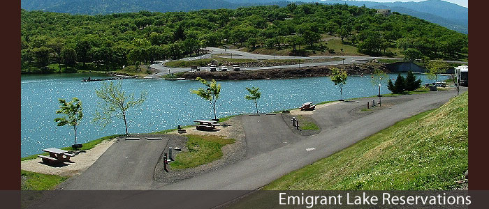 Emigrant Lake Reservations