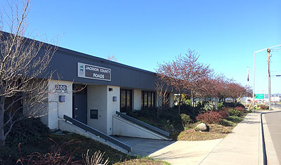 Jackson County Roads Office