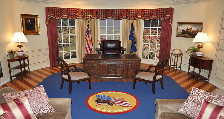Oval Office Rogue Valley International Medford Airport