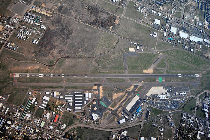 Overview Rogue Valley International Medford Airport