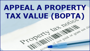 Appeal a Property Tax
